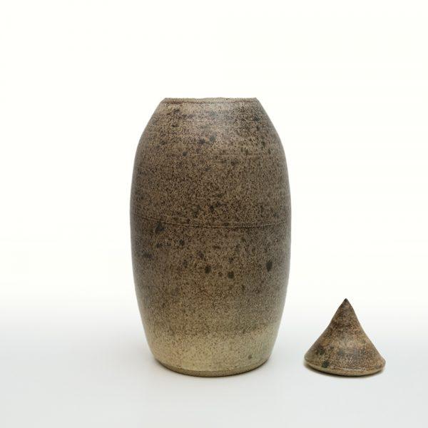 Keramikurna terrakotta